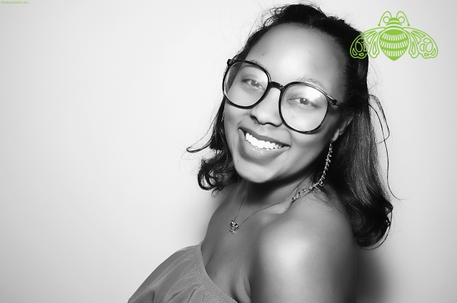 HD Photobooth caught me in a stunning mid-pose! Thanks guys!